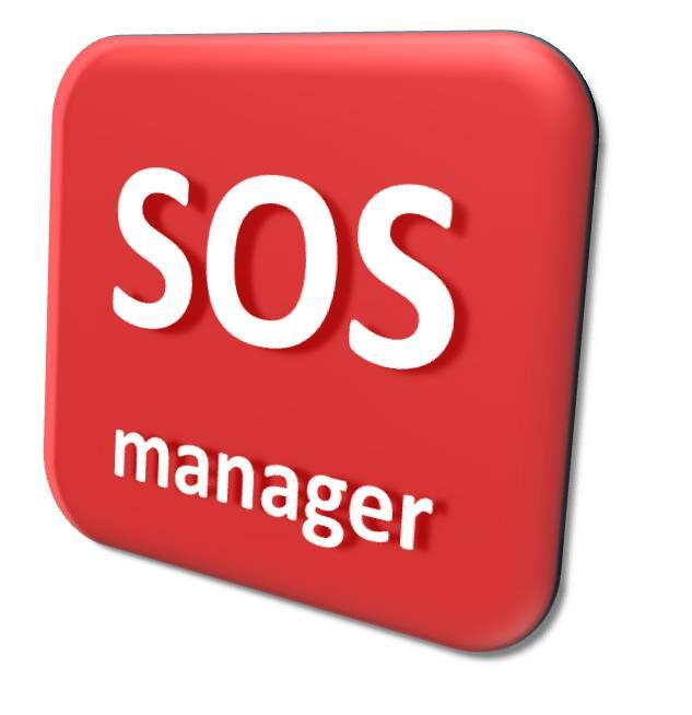 Logo SOS manager